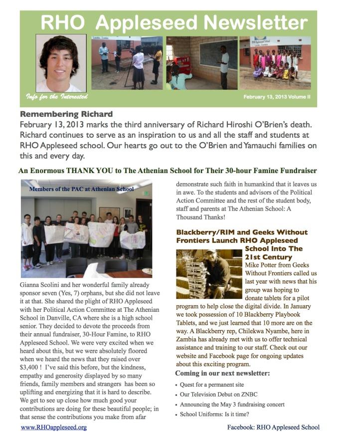 RHO Feb Newsletter copy