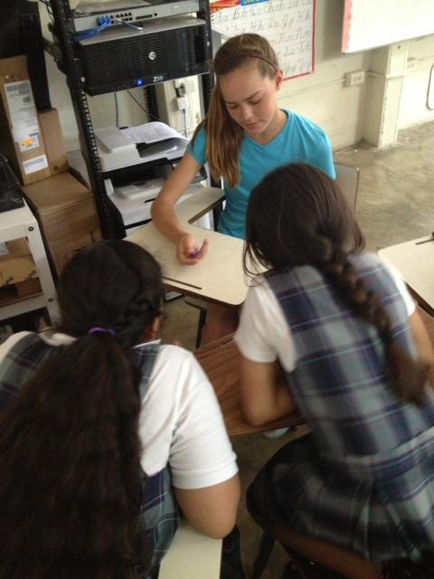 Teaching in Puerto Rico